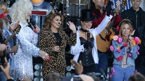 We Must All Bear Witness To The Country Music Halloween Costumes On Today Show