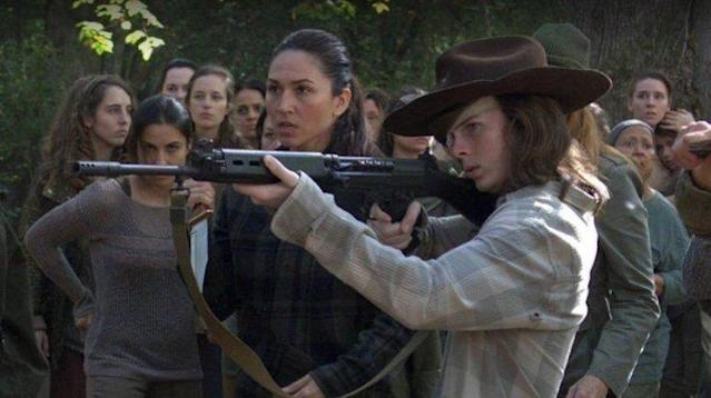 """With such a dedicated, detail-obsessed fanbase, """"The Walking Dead"""" has a magnifying glass put over even the most minor production gaffes."""