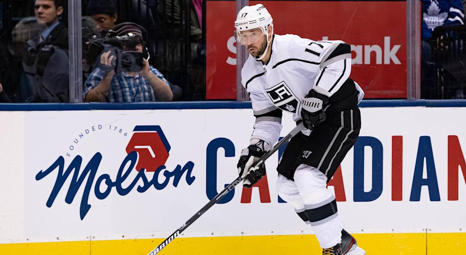 It looks to be the end of the line for Ilya Kovalchuk and the Los Angeles Kings.