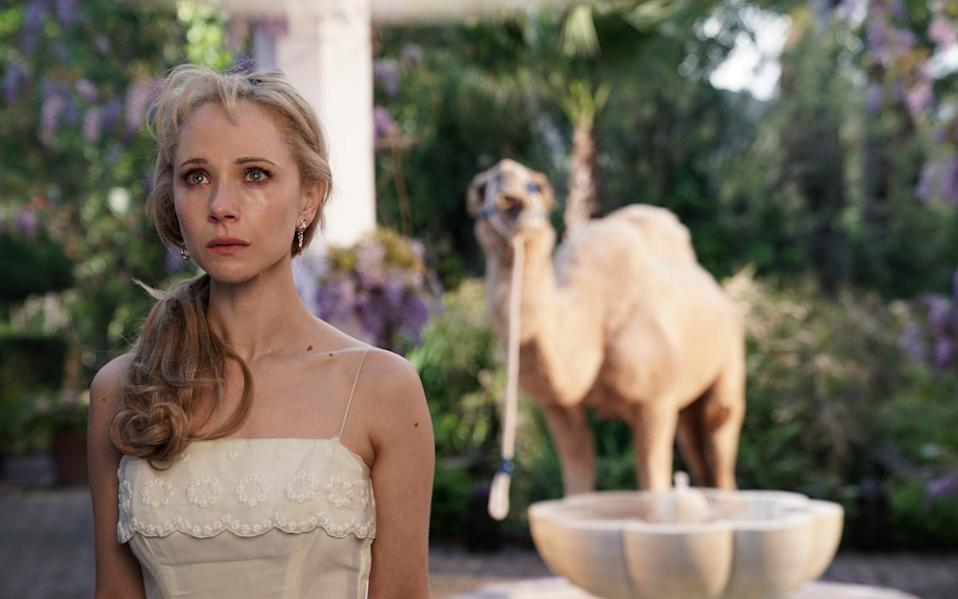 Juno Temple stars in Little Birds - Sky