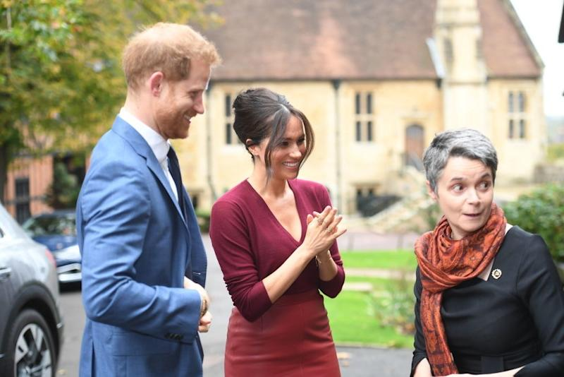 Royals: Duchess Kate has sympathy with the Duchess Meghan - view