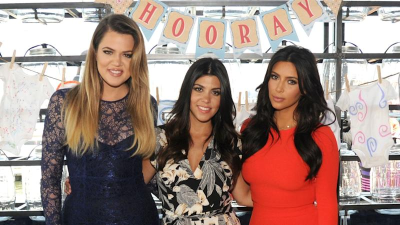 Khloe Kardashian Reveals Which Sister She'd Want to Be Legal