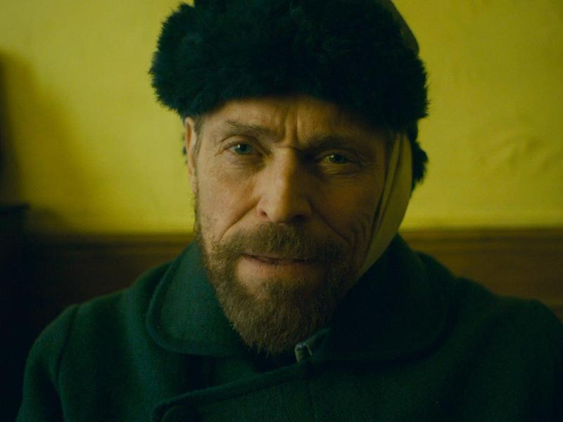 At Eternity's Gate review: A breathless, reverential portrait of Vincent van Gogh's final years