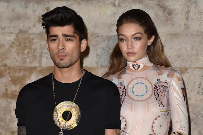 Expecting? Zayn and Gigi are reportedly set to become parents (Getty Images)