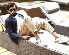 Rohit Reddy an upcoming fashion and fitness icon