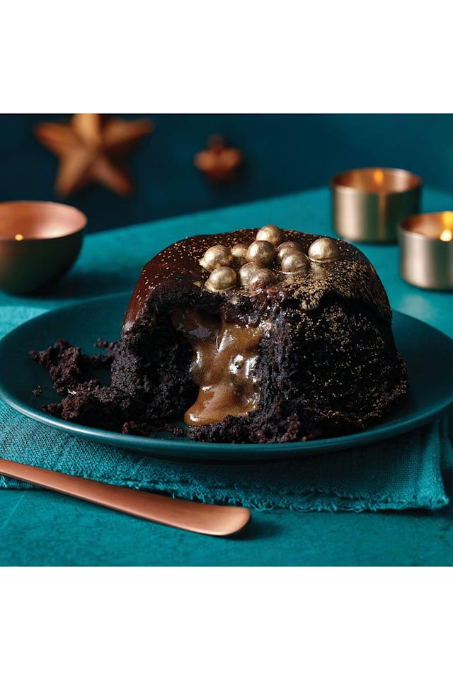 """<p><strong>Overall Score: 86/100</strong><br></p><p>The Morrisons Chocolate Orange Pudding was undeniably the best Christmas dessert this year. Its moist yet light sponge is brimming with a rich chocolate flavour from the gooey, melted centre, and balanced with a welcome orange note. The glitter-dusted sponge has an aroma of deep chocolate with a hint of zest. There's a good crunch from the golden biscuit balls, making for a satisfying bite and an enticing display. </p><p><strong><a class=""""body-btn-link"""" href=""""https://go.redirectingat.com?id=127X1599956&url=https%3A%2F%2Fgroceries.morrisons.com%2Fwebshop%2FstartWebshop.do&sref=https%3A%2F%2Fwww.goodhousekeeping.com%2Fuk%2Ffood%2Ffood-reviews%2Fg29126479%2Fchristmas-desserts%2F"""" target=""""_blank"""">BUY NOW</a> Morrisons, £6 for 500g</strong> </p>"""