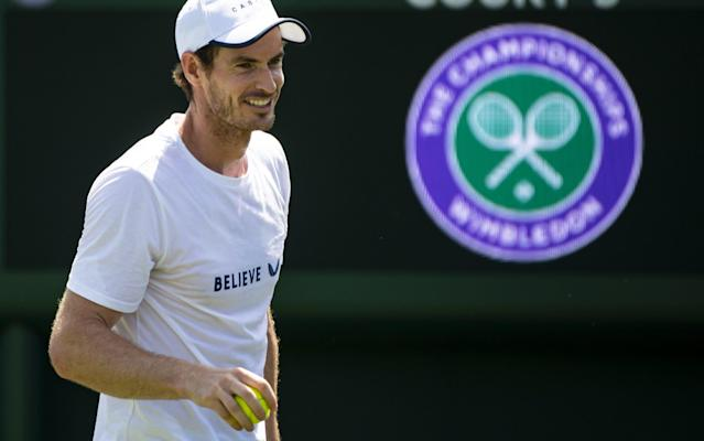 Murray has already entered the men's doubles with France's Pierre-Hugues Herbert - Getty Images Europe