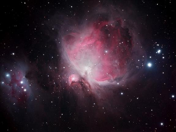 Spectacular Orion Nebula View Captured by Amateur Astronomer (Photo)