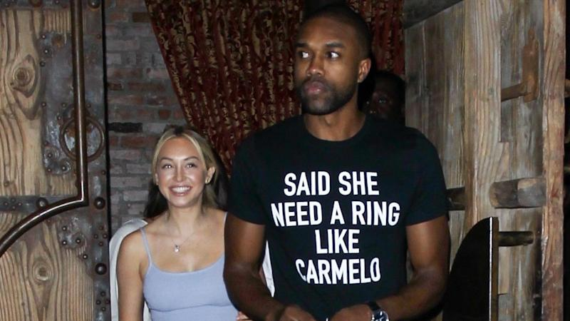 Corinne Olympios & DeMario Jackson Step Out Together as Dean Unglert Reunites with Kristina Schulman -- Pics!
