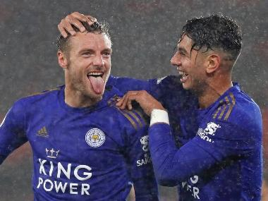 Premier League: Jamie Vardy rediscovers joy in football with 'thick-skinned' demeanour, minor adjustments in game
