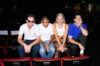 """<p>It took three albums for California ska-rock band No Doubt to have a big hit, but their third release, <em>Tragic Kingdom</em> soared on the back of songs like """"Don't Speak, """"Just a Girl,"""" and """"Spiderwebs."""" They followed that up with more hits like """"Underneath It All"""" and """"Hella Good,"""" and it made front woman Gwen Stefani a household name. </p>"""