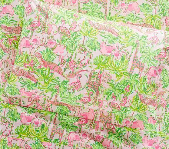 Lilly Pulitzer And Pottery Barn Just, Lilly Pulitzer Inspired Curtains