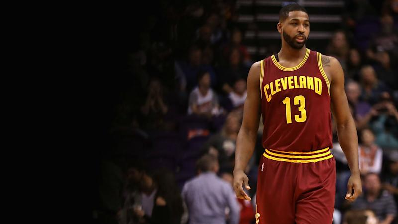 235c843b691a Thompson confident Cavaliers are still  a playoff team  without LeBron James