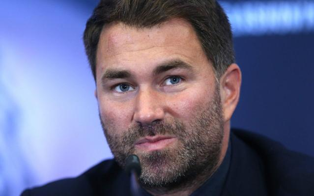Eddie Hearn has admitted there is still lots to overcome in his bid to bring back boxing with a series of shows at his Matchroom - PA