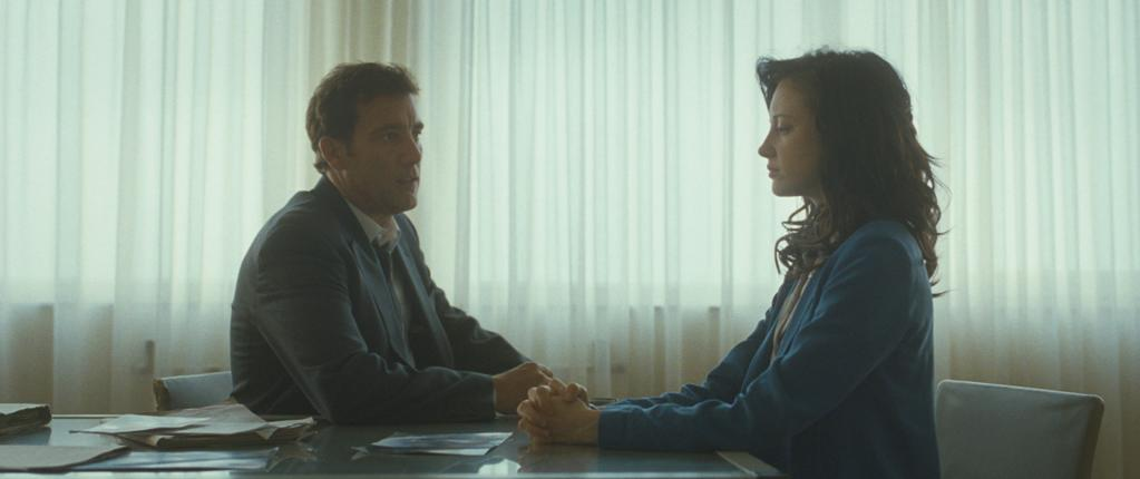 """Shadow Dancer"": Clive Owen joins rising British star Andrea Riseborough (Wallis Simpson in Madonna's ""W.E"") in a tense, understated thriller about the troubles in Ireland. When an MI5 agent turns an Irish radical and sends her back into her family to snoop, the political becomes explosively personal."