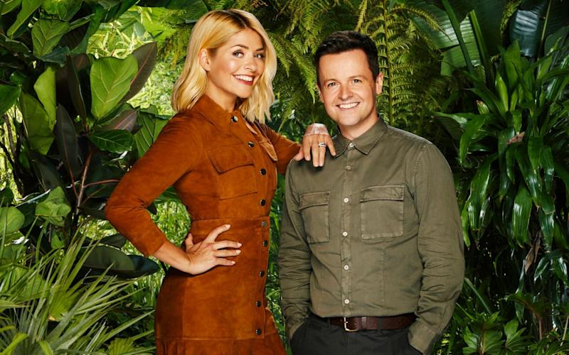 Holly Willoughby and Declan Donnelly got another series underway Down Under - This image is strictly embargoed until 00.01 Tuesday 13th November 2018