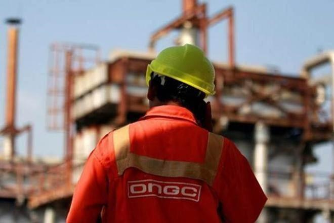 To produce oil and gas, firms such as ONGC drill wells and also build installations in the sea to process the oil and gas coming from these wells before it is piped to onshore facilities.