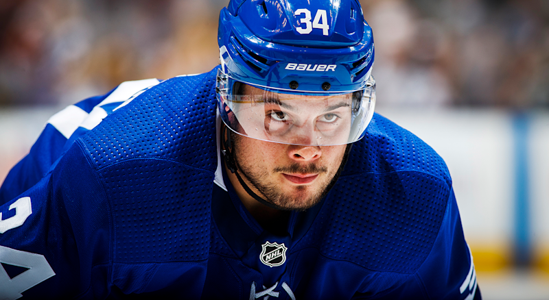 Maple Leafs' Auston Matthews out minimum four weeks