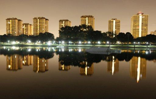 Singapore's property market may see an oversupply by 2013. (Yahoo! photo)
