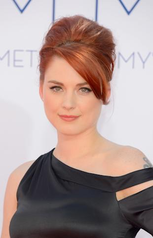 horror story s alexandra breckenridge it s actually hard for me