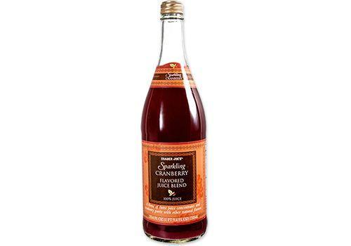 <p>This sparkling juice makes a delicious mixer for cocktails or a delicious drink all on its own. </p>