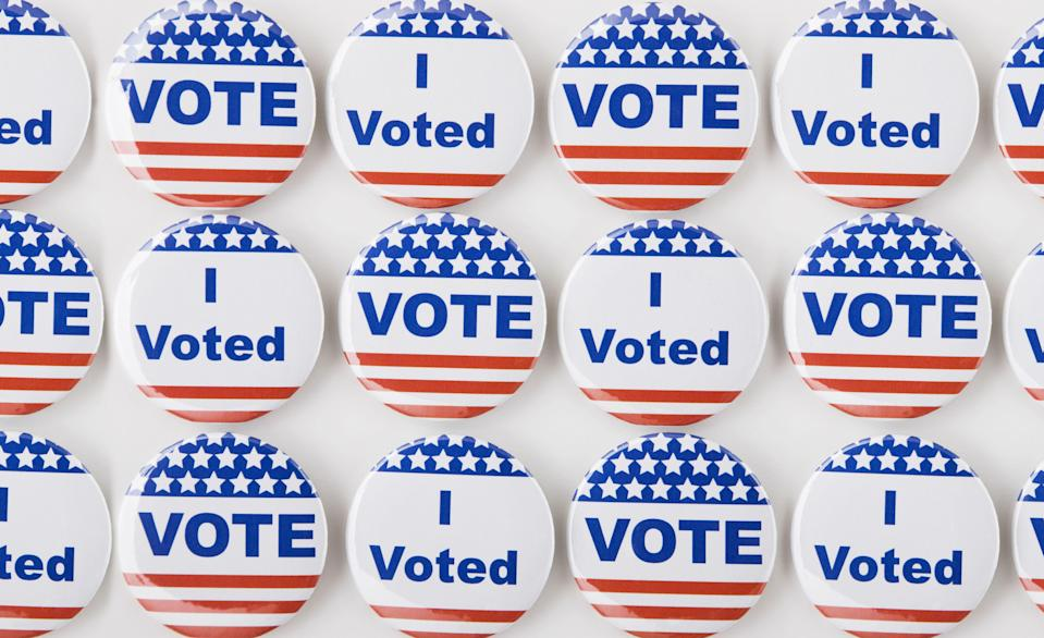 """<p>It's more essential now than ever to cast your ballot. While the importance of voting has probably been hammered into your head since the day you turned 18, some of you probably still wonder, <em>what's the point? </em>These insightful voting quotes are here to remind you why it's your <a href=""""https://www.goodhousekeeping.com/life/a32794029/civic-engagement-guide/"""" rel=""""nofollow noopener"""" target=""""_blank"""" data-ylk=""""slk:civic duty"""" class=""""link rapid-noclick-resp"""">civic duty</a> to get out there and vote. Election results can often come down to a select few who decided voting is worth the effort. </p><p>Not sure you're registered to vote? Head to <a href=""""https://www.vote.org/"""" rel=""""nofollow noopener"""" target=""""_blank"""" data-ylk=""""slk:vote.org"""" class=""""link rapid-noclick-resp"""">vote.org</a> to check your voter <a href=""""https://www.vote.org/am-i-registered-to-vote/"""" rel=""""nofollow noopener"""" target=""""_blank"""" data-ylk=""""slk:registration status"""" class=""""link rapid-noclick-resp"""">registration status</a>. Simply search by your state of residence and provide basic information like name, birthday and zip code. If your information doesn't pop up, take a few minutes to <a href=""""https://www.vote.org/register-to-vote/"""" rel=""""nofollow noopener"""" target=""""_blank"""" data-ylk=""""slk:register to vote"""" class=""""link rapid-noclick-resp"""">register to vote</a> and if needed, request an <a href=""""https://www.vote.org/absentee-ballot/"""" rel=""""nofollow noopener"""" target=""""_blank"""" data-ylk=""""slk:absentee ballot"""" class=""""link rapid-noclick-resp"""">absentee ballot</a>. Then when it's <a href=""""https://www.goodhousekeeping.com/life/a32723008/how-to-vote-in-every-us-state/"""" rel=""""nofollow noopener"""" target=""""_blank"""" data-ylk=""""slk:time to vote"""" class=""""link rapid-noclick-resp"""">time to vote</a> (whether it's for a community election or the big one in November 2020), read these election quotes one more time, soak in their words of wisdom, and head to the polls.</p>"""