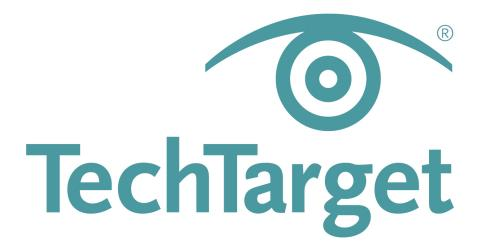 TechTarget Wins 29 National and Regional Online Editorial Awards from American Society of Business Publication Editors (ASBPE)