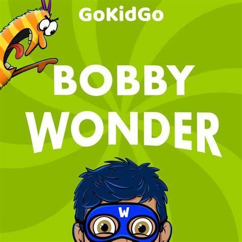 Danny Pudi voices the title role in 'Bobby Wonder', a new podcast for children (GoKidGo)