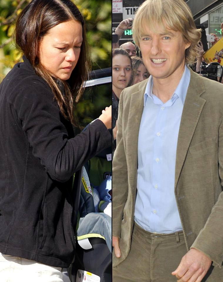 We don't know what most federal air marshals look like, since they're undercover, but we'd have never imagined they look like Jade Duell, the natural beauty who had actor Owen Wilson's baby in early 2011. So where'd the couple meet? In the first-class cabin of a flight from L.A. to Washington, D.C., an incident some have criticized, since air marshals are supposed to be, you know, protecting passengers from terrorism, not flirting with the celebrities sitting next to them. After keeping the relationship under wraps until days before son Robert was born, the couple broke up just a few months later.