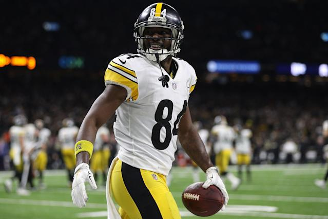 Antonio Brown will not be a Buffalo Bill. (Getty)