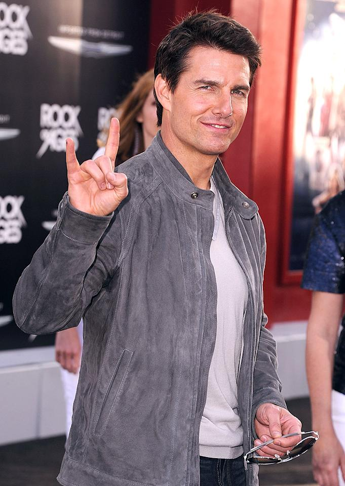 "<p class=""MsoNormal"">There is perhaps no other celebrity as associated with Scientology as Tom Cruise. The 50-year-old was reportedly introduced to the religion by first wife Mimi Rogers (who no longer practices) and has been a strong member of the church ever since, something that has often worked against him in the media. ""If I don't talk about my religion, if I say I'm not discussing it or different humanitarian things I'm working on, they're like, 'He's avoiding it.' If I do talk about it, it becomes, 'Oh, he's proselytizing,'"" Cruise told <i>Playboy</i> earlier this year. Reactions like that are probably why many other celeb Scientologists aren't quite as vocal about their involvement with the church.</p>"
