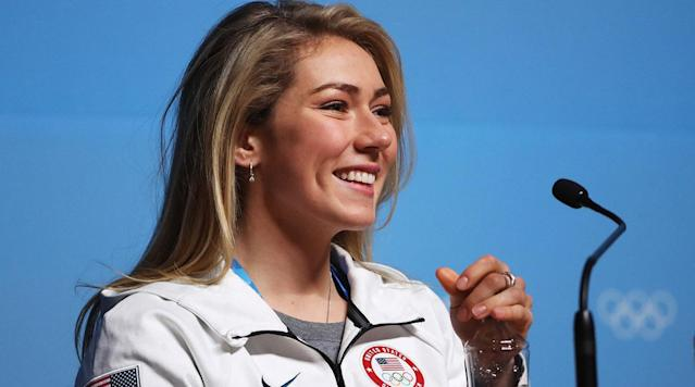 """<p>PYEONGCHANG, South Korea—Mikaela Shiffrin made a crack about the enormous table she would sit behind for her press conference, sat down and tried to break the ice.</p><p>""""Hi guys, how are you?"""" she said.</p><p>There was no way for a roomful of journalists to answer that question.</p><p>""""Just wanted to say 'Hey,'"""" Shiffrin said.</p><p>The Olympics produce many medalists but only a few stars. Winning a medal takes talent, dedication and sometimes a little luck. Becoming a star requires qualities that are harder to define. Usain Bolt is a star. Lindsey Vonn is a star—not just in the skiing world, but beyond. One interesting subplot of these Olympics is whether Shiffrin will join them.</p><p>Shiffrin held her pre-Olympics press conference here Saturday. It was scheduled for 30 minutes but cut down to 20 before it began. Shiffrin is poised and gives thoughtful answers to reporters' questions, though she is a bit self-conscious in a public setting. If she were your sister or friend, you might get nervous watching her.</p><p>When her moderator mentioned that the media could come watch Shiffrin's training runs, she cracked, """"Or don't come. Whatever."""" She pointed out that """"this is the biggest press conference I've done all season."""" She said keeps her medals tucked away inside socks. (Be careful with your laundry, Mikaela). She said she does have a few mementos hanging in her home, but quickly added that was only because she had """"dead space on my wall."""" After relaying what she has done since arriving in Korea more than a week ago—mostly sleep, train and eat—she said, """"I'm fairly boring. You guys will find that out throughout these games."""" It is hard to build an ad campaign around that.</p><p>Shiffrin is an undeniable star on the slopes; her accomplishments before the age of 23 are unprecedented. She may win so many medals this week that she joins Bolt and Michael Phelps as an Olympian everybody recognizes. In the meantime, she is caught in this odd cultural place: she has """