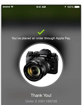 The B&H Photo App Now Accepts Apple Pay