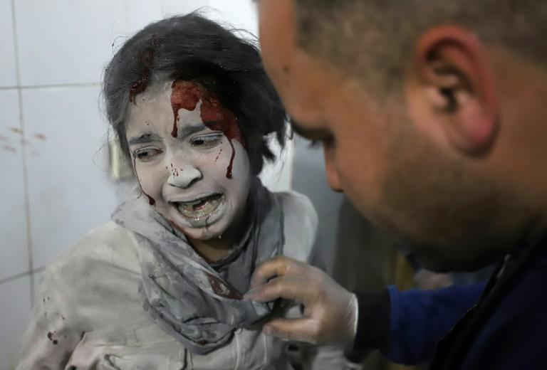 Ten years on, the fighting in Syria may have tapered off but the suffering has not