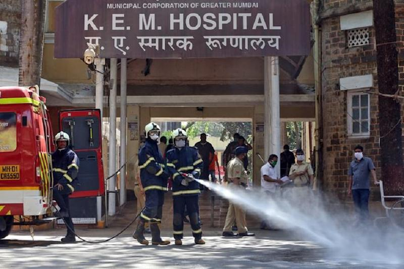4.5 Lakh May Need ICU Admissions in Delhi: ICMR Study Shows India's Best and Worst Case Scenarios