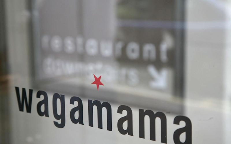 Wagamama has refinanced a bond in a bid to relieve the burden of its debt costs - Julian Simmonds