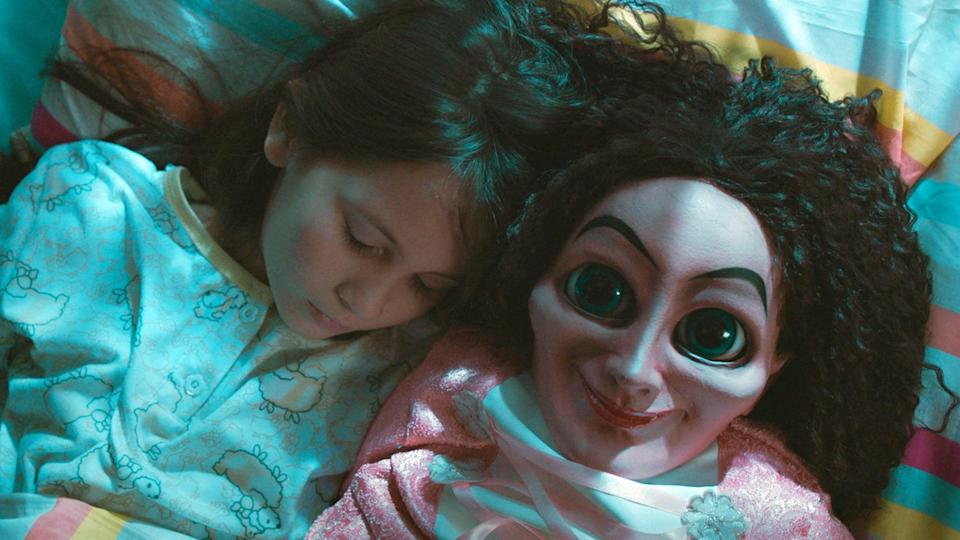 """<p>You'll never look at dolls the same after watching <strong>Sabrina</strong>. The 2018 Indonesian horror movie tells the tale of an orphaned niece who lives with a toy manufacturer. All is fine and well until Maira calls her late mother's spirit into play and strange events begin to happen.</p> <p>Watch <a href=""""http://www.netflix.com/title/81021831"""" class=""""link rapid-noclick-resp"""" rel=""""nofollow noopener"""" target=""""_blank"""" data-ylk=""""slk:Sabrina""""><strong>Sabrina</strong></a> on Netflix now.</p>"""