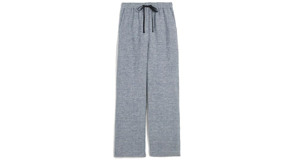 JAEGER Pure Linen Lounge Trousers