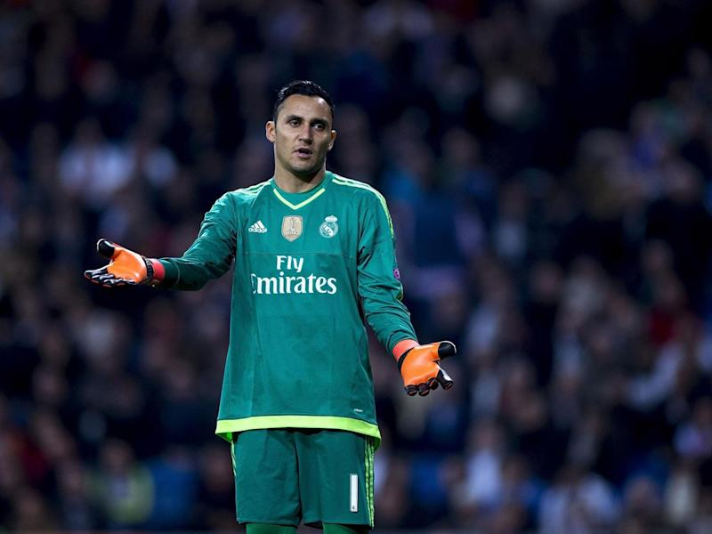 Navas' days at Madrid look numbered (Getty)