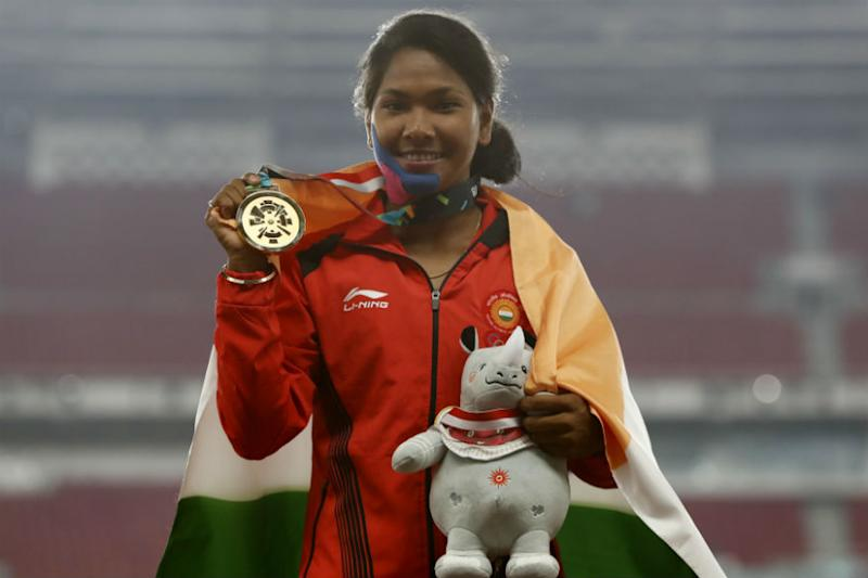 Asian Games Gold Medallist Swapna Barman Invited for Treatment by AIIMS
