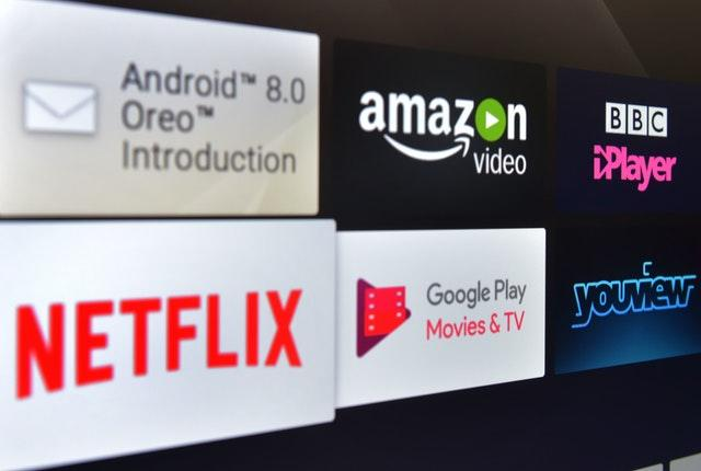 Television viewing apps stock