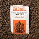 """<p><strong>Details</strong></p><p>zabars.com</p><p><strong>$13.98</strong></p><p><a href=""""https://www.zabars.com/zabars-light-dark-roast---16oz--kosher-/111012A.html"""" rel=""""nofollow noopener"""" target=""""_blank"""" data-ylk=""""slk:BUY NOW"""" class=""""link rapid-noclick-resp"""">BUY NOW</a></p><p>Take it from someone who requires a ton of coffee each morning but always wants to mix it up a bit—Zabar's' light-dark roast is the best of both worlds. Each cup of coffee hits you with mellow beginnings and super strong ends...but you never know how each sip in between is going to go down.</p>"""