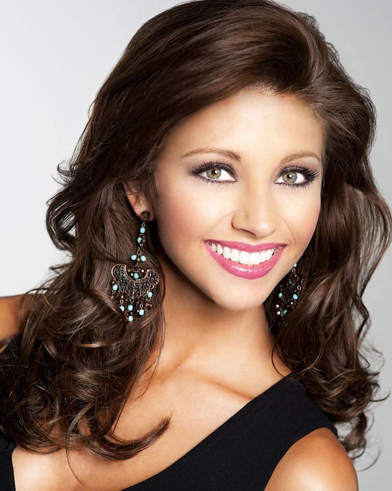 """Miss Oklahoma, Betty Thompson is a contestant in the """"<a href=""""/2012-miss-america-pageant/show/48165"""">2012 Miss America Pageant</a>."""""""