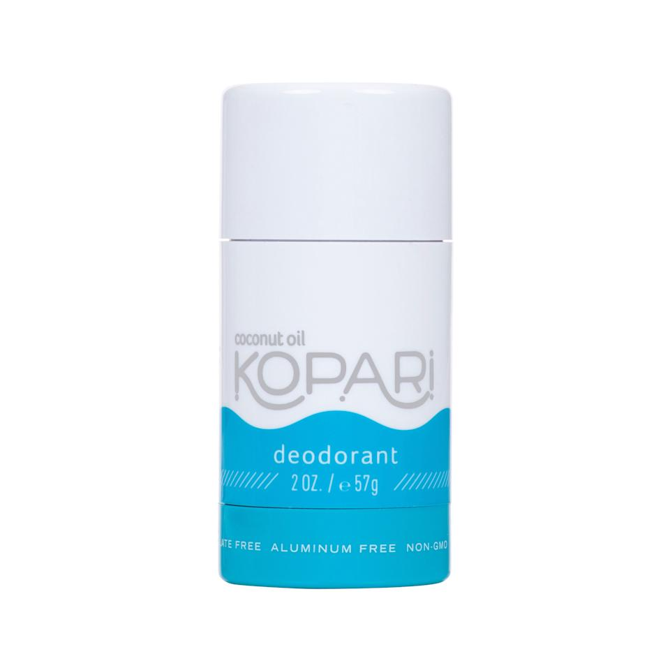 """<p>Another Best of Beauty Award winner — not to mention a 2019 Readers Choice Award winner — <a href=""""https://www.allure.com/review/kopari-coconut-oil-deodorant?mbid=synd_yahoo_rss"""">this Kopari deodorant</a> just keeps winning over new fans, including multiple <em>Allure</em> editors. The natural formula goes on clear with a fresh, not-overly-sweet scent — and you'll find that you're just as fresh-scented hours later thanks to the coconut and sage oils that help inhibit stink-triggering bacteria.</p> <p><strong>$14</strong> (<a href=""""https://www.ulta.com/original-coconut-deodorant?productId=pimprod2008024&sku=2554000"""" rel=""""nofollow"""">Shop Now</a>)</p>"""