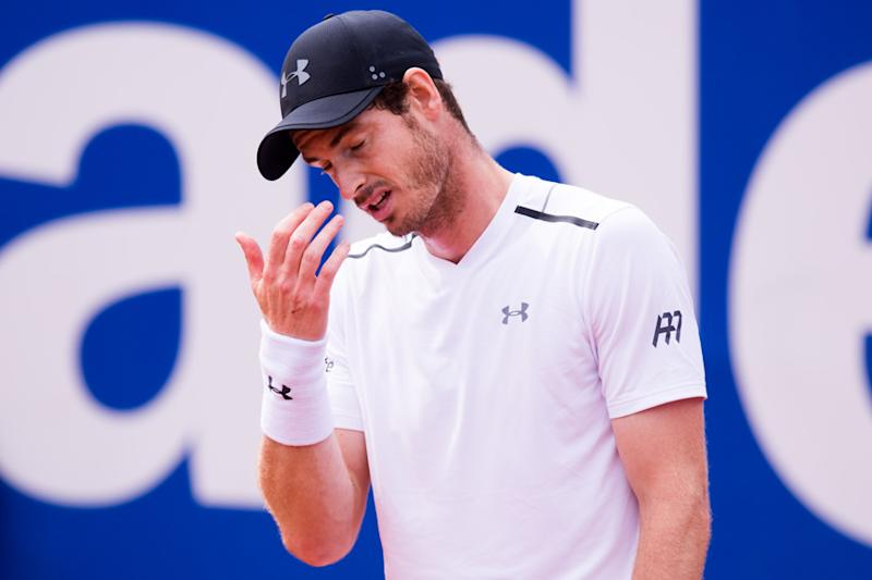 Andy Murray Likely to Miss Rest of the Season