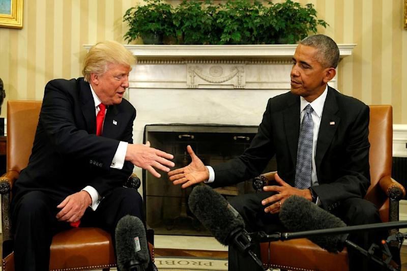 Donald Trump and Barack Obama Have One Surprising Thing in Common – The Words They Use