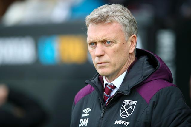 David Moyes has plenty of cause for concern, facing Leicester away and bogey side Everton at home to close out the season