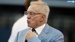 A former exotic dancer has filed a lawsuit against Dallas Cowboys owner Jerry Jones, accusing him of sexual assault. In the suit filed Monday in Dallas County, Jana Weckerly claims that Jones assaulted her in 2009 and that the Dallas Cowboys knew about--and covered up--the incident. Levi McCathern, an attorney representing the Cowboys, called the allegations completely false and a shakedown.