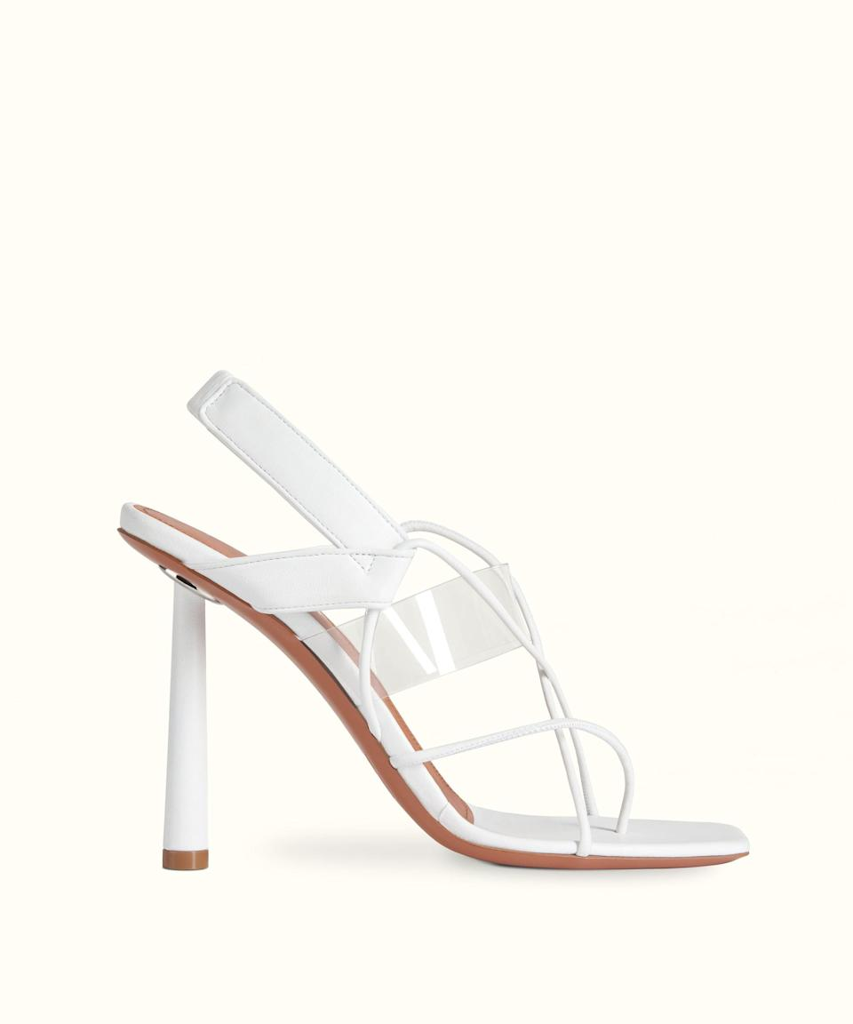 <p><span>Fenty Code Word in Coco White</span> ($570, currently sold out)</p>