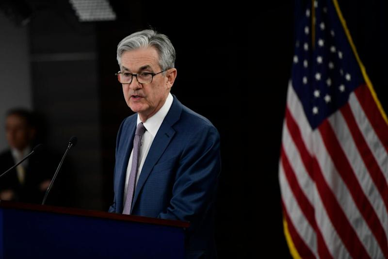 Fed Will Provide Nearly Unlimited Lending, Chair Powell Says